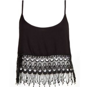 Lucy Love Gatsby Crop Top